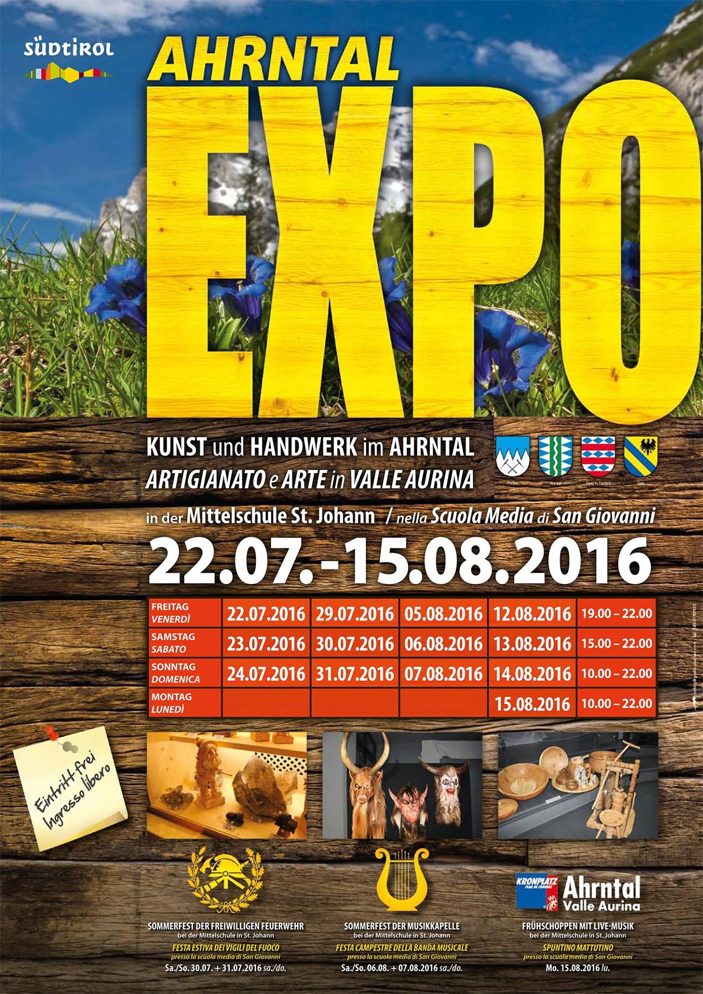 Cover Expo Valle Aurina